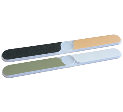 Пилка для ногтей абразивная 4-сторонняя Butterfly Propeller