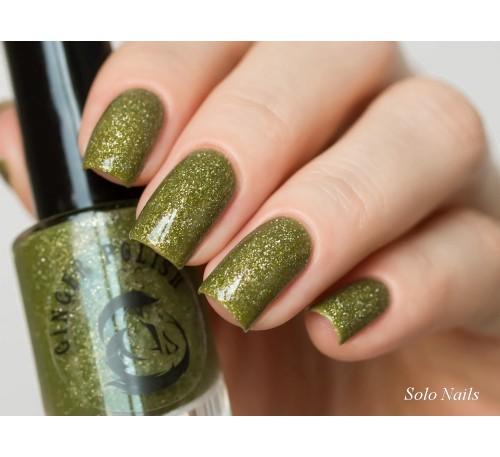 Ginger Polish Green Hill
