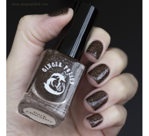 Ginger Polish Dark Chocolate