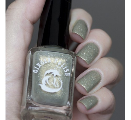 Ginger Polish Mad About You