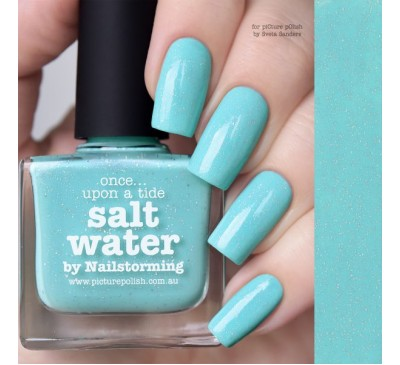 Picture Polish Salt Water