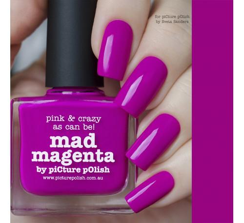 Picture Polish Mad Magenta