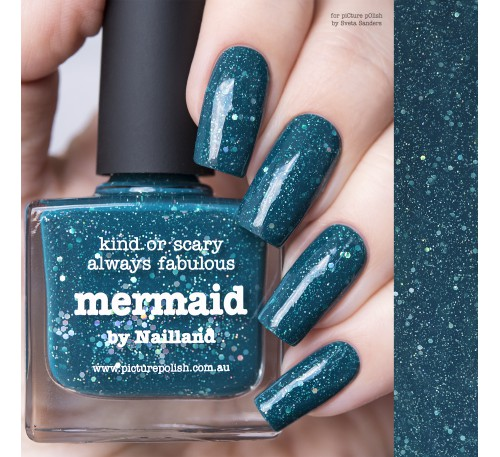 Picture Polish Mermaid