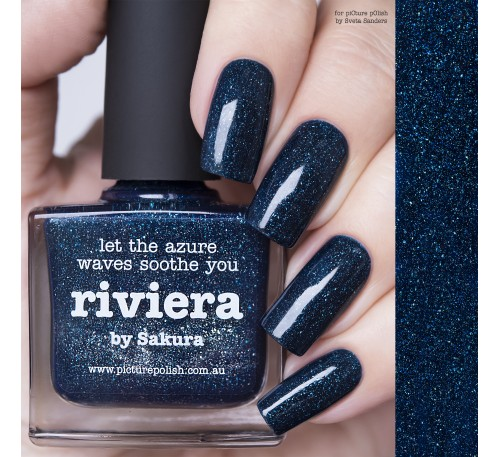 Picture Polish Riviera