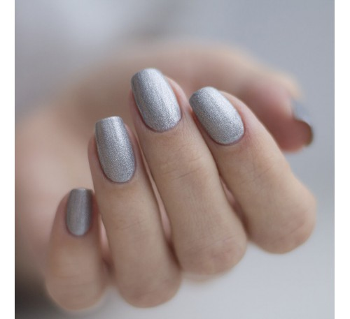 Гель-лак Masura Basic Жидкое серебро, 3,5мл (294-434M)