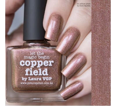 Picture Polish Copper Field
