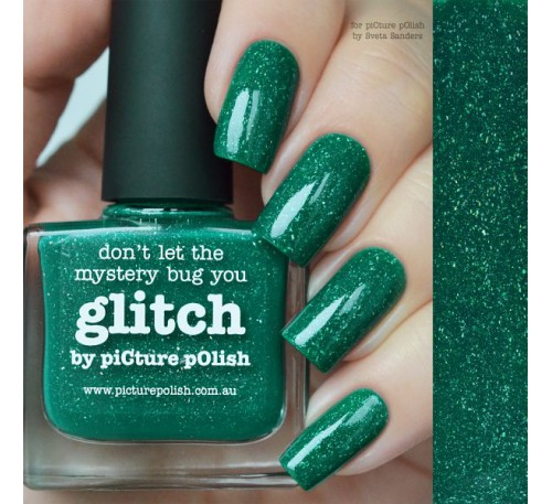 Picture Polish Glitch