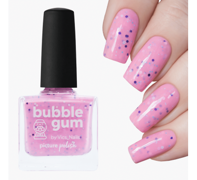 Picture Polish Bubble Gum