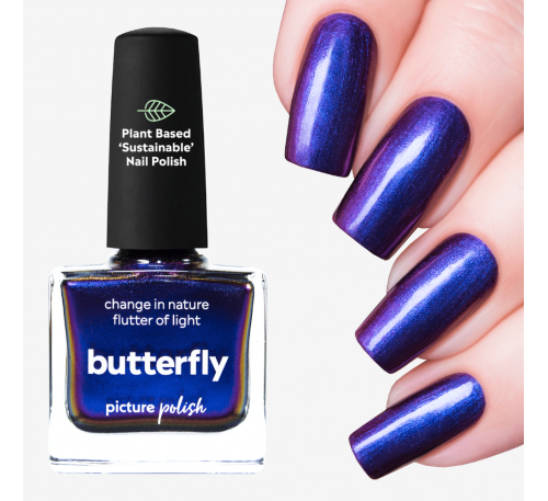 Picture Polish Butterfly
