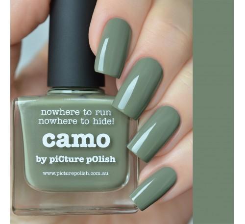 Picture Polish Camo