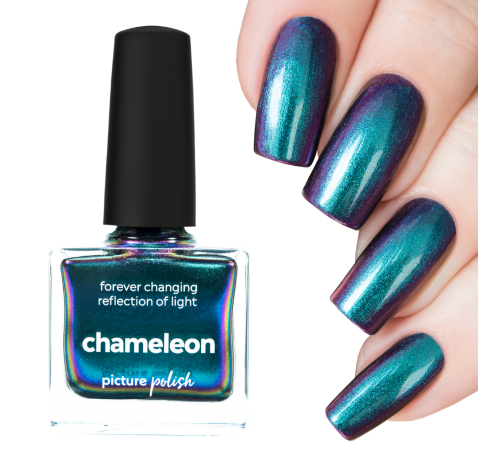 Picture Polish Chameleon