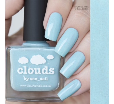 Picture Polish Clouds