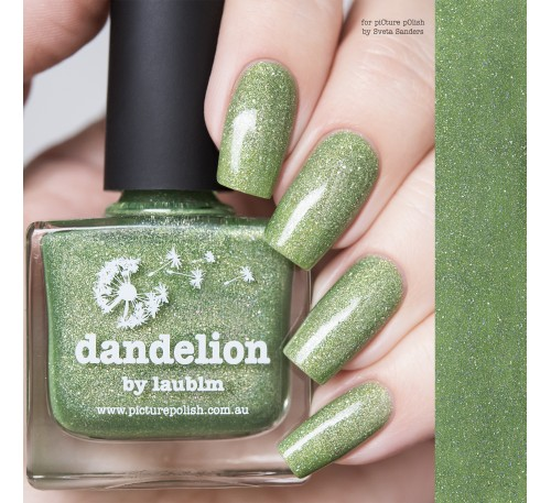 Picture Polish Dandelion
