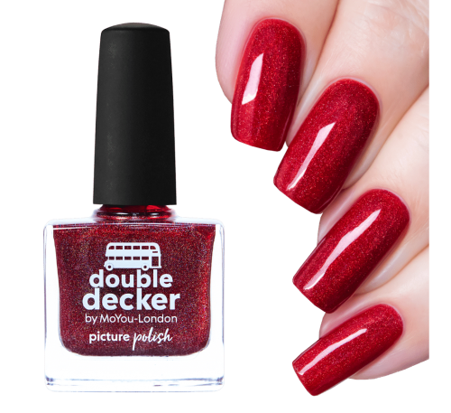 Picture Polish Double decker