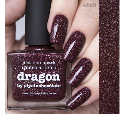 Picture Polish Dragon