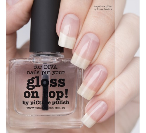 Топовое покрытие Picture Polish Gloss on top!
