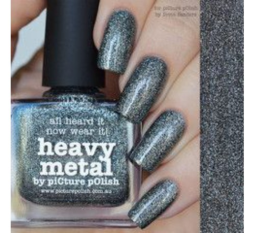 Picture Polish Heavy Metal