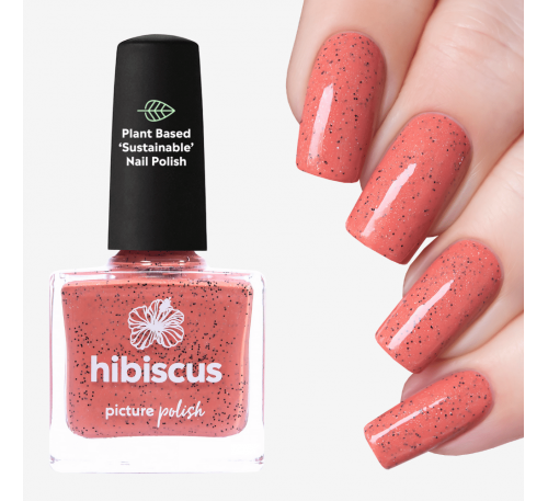 Picture Polish Hibiscus