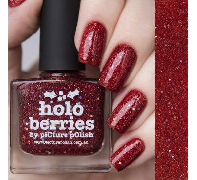 Picture Polish Holo Berries