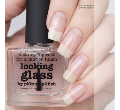 Топовое покрытие Picture Polish Looking glass