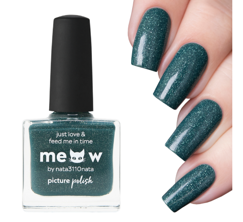 Picture Polish Meow
