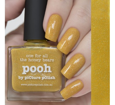 Picture Polish Pooh