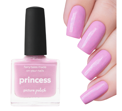 Picture Polish Princess