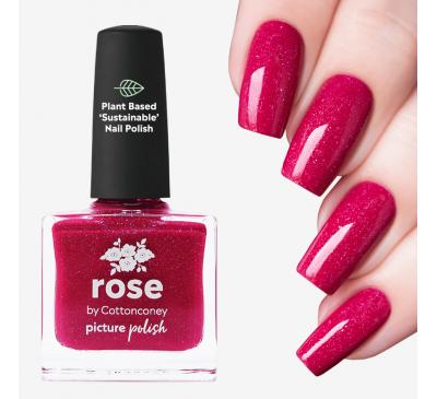 Picture Polish Rose
