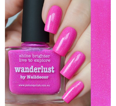 Picture Polish Wanderlust